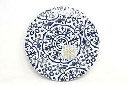 American Atelier 1184272-4D Old Town Dinner Plate Set, 10 x