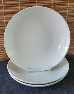 Pottery Barn  Great White Coupe 11in Dinner Plates