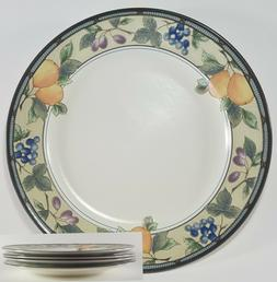 "NEW Mikasa China, Intaglio ""Garden Harvest"" CAC29 Dinner Pl"