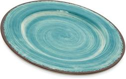 "Carlisle 5400115-E Mingle  Melamine Dinner Plate, 11"", 11"" L"