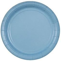 Party Dimensions 71192 20 Count Paper Plate, 8.75-Inch, Ligh