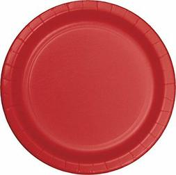 Creative Converting 96-Count Paper Dinner Plates, Classic Re