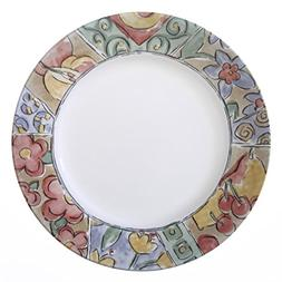"Corelle Impressions Watercolors 10.75"" Dinner Plate"