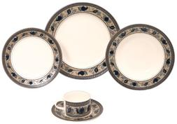 Mikasa Arabella 5-Piece Place Setting, Service for 1