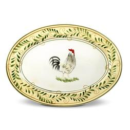 Pfaltzgraff Country Cottage Oval Serving Platter, 14-Inch