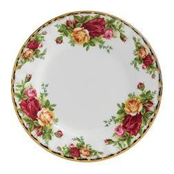 Royal Albert 15210008 Old Country Roses Bread and Butter Pla