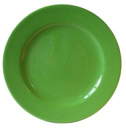 Waechtersbach Fun Factory II Green Apple Dinner Plates, Set