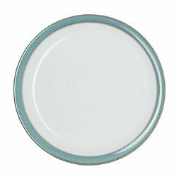 Denby Azure Dinner Plates, Set of 4