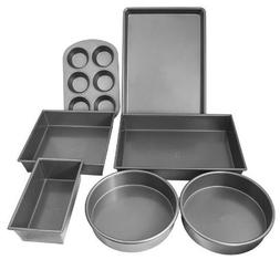 Chicago Metallic 7 Piece Bakeware Set