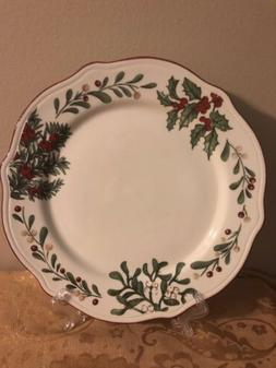 Better Homes and Gardens Holiday Heritage Dinner Plates - Se