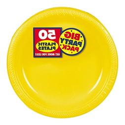 Big Party Pack Plastic Plates | 7"