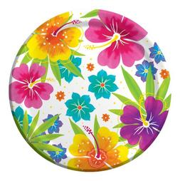 Creative Converting Big Value 50 Count Round Dinner Plates,