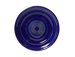 "Tuxton CCA-090 Vitrified China Concentrix Plate, 9"", Cobalt"