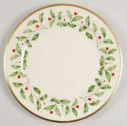 Lenox China Holiday  Dinner Plate, Fine China