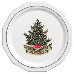 Pfaltzgraff Christmas Heritage 10-Inch Individual Dinner Pla