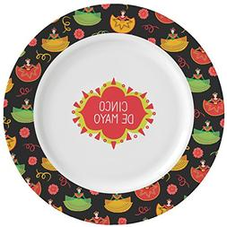 Cinco De Mayo Ceramic Dinner Plates