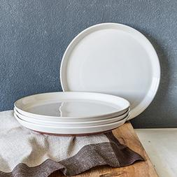 Better Homes and Gardens Claybrooke Dinner Plates, Set of 4