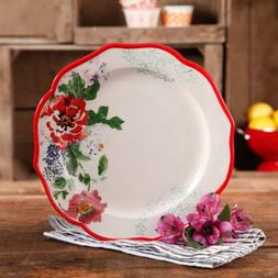 "The Pioneer Woman Country Garden 10.5"" Decorated Dinner Plat"