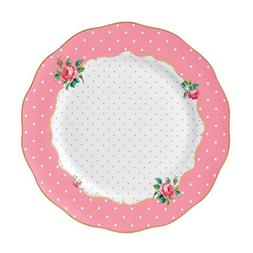 Royal Albert New Country Roses Cheeky Vintage Dinner Plate,