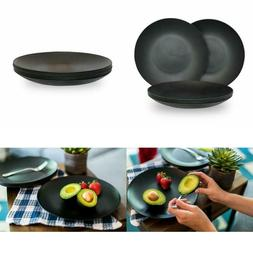 Coza Design- Unbreakable and Reusable Plastic Plate Set- BPA