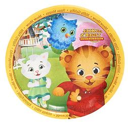 BirthdayExpress Daniel Tiger Party Supplies - Dinner Plates