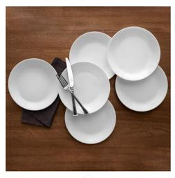 Corelle Winter Frost Plates White Dinner 10-1/4 Dia.