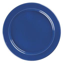 "11"" Dinner Plate Color: Azur"