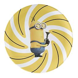 Zak! Designs Dinner Plate featuring Despicable Me 3 Minions