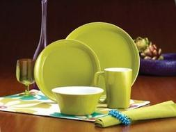 Rachael Ray Dinnerware Round and Square 4-Piece Dinnerware P