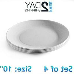 Durable Microwave Safe Plastic Plates dishwasher safe Microw