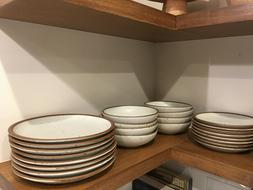 East Fork Pottery Eggshell Dish Set - Everyday Bowls, Side P