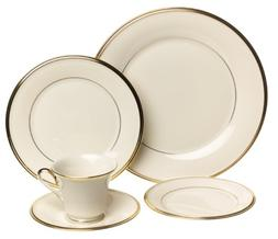 eternal gold banded fine china