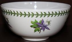 "Portmeirion Exotic Botanic Garden Melamine 6"" Bowls - Set of"