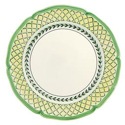 French Garden Orange Dinner Plate Set of 6 by Villeroy & Boc