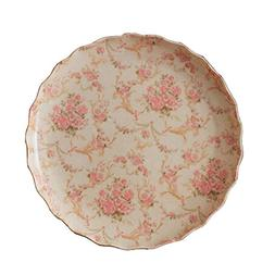 Functional Dinner Plate 11-Inch Tray, Muffin/Pizza Tray Tea/