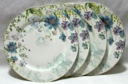 Grace's Teaware Spring Wildflowers Porcelain Dinner Plates S