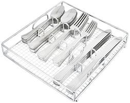 Gibson Home 109535.61 Grand Abby 61 Piece Stainless Steel Fl