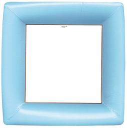 Entertaining with Caspari Grosgrain Square Dinner Plates , L