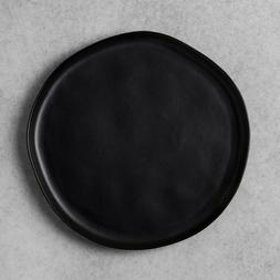 Hearth & Hand Magnolia Black Matte Stoneware Dinner Plates 1