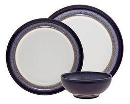 Denby Heather 12-Piece Dinnerware Set