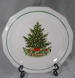 Pfaltzgraff Heritage Holiday Dinner Plates Set of 4