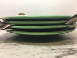 HLC Fiestaware New Color Meadow Dinner Plates Fiesta  10 1/2