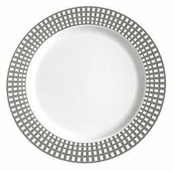 """Table To Go 'I Can't Believe Its Plastic' 10"""" Dinner Plates"""