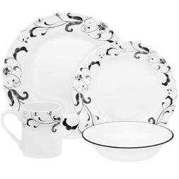 Corelle Impressions 16-Piece Set, Service for 4, includes 4
