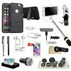 16 in 1 Accessory Bundle Monopod Case Charger For iPhone 6 P