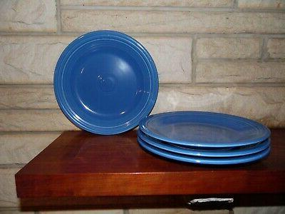 10 5 dinner plates in lapis set