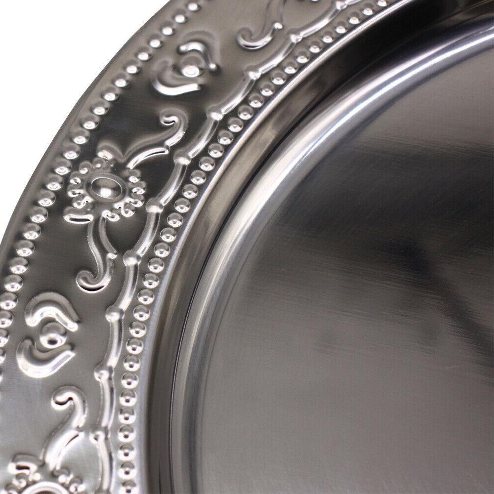Plates, Silver Plate