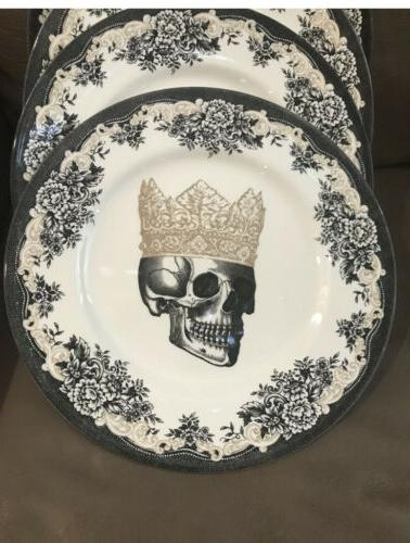ROYAL SKULL KING PLATES