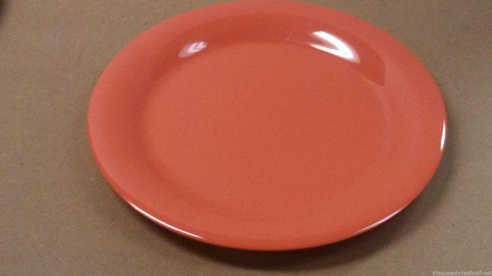 "PLATES 10.5"" Red"