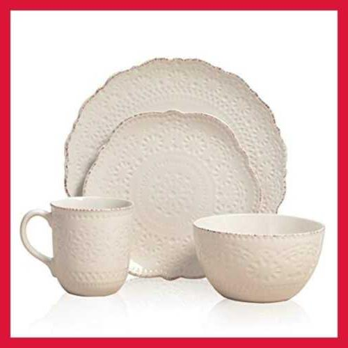 Pfaltzgraff Cream 16 Set